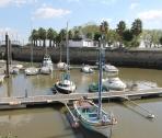 Cais da Vala e embarcações tradicionais