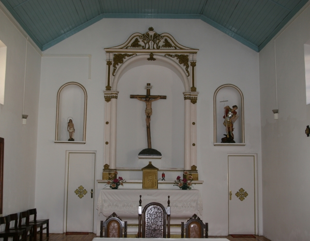 Capela de Săo Miguel Marinhais