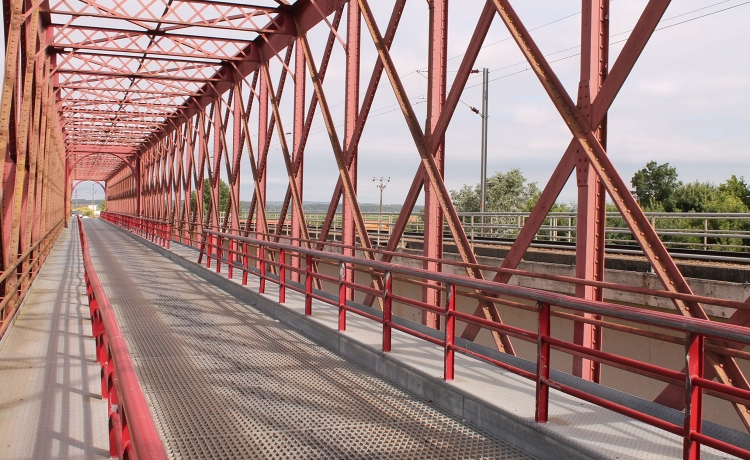 Ponte Ferroviária D. Amélia