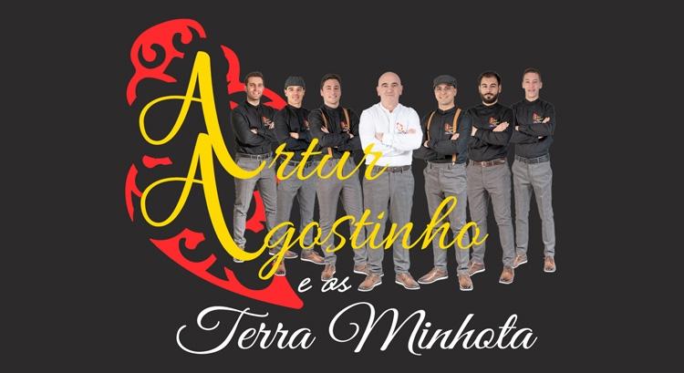 ESPETÁCULO COM ARTUR AGOSTINHO E OS TERRA MINHOTA